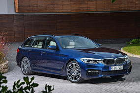 bmw serie 5 touring 6 518d