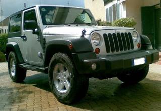 prova jeep wrangler 2.8 crd sport - h900