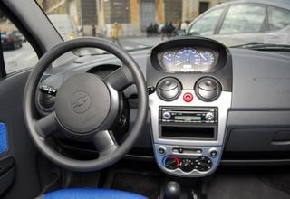Prova Chevrolet Matiz 800 S Planet Andreavolta