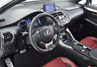 prova lexus nx hybrid 300h f sport 4wd - cama73