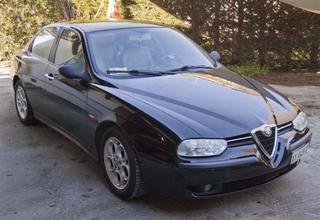 imballaggio forte prodotti di qualità seleziona per il più recente Prova Alfa Romeo 156 1.8 TS - V6_Busso