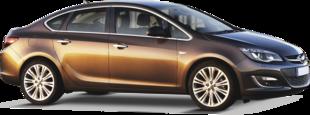 Opel Astra 4 porte