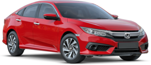 Honda Civic 4 porte