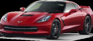 Chevrolet Corvette Stingray Coupé