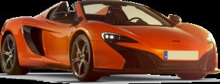 McLaren Super Series Spider