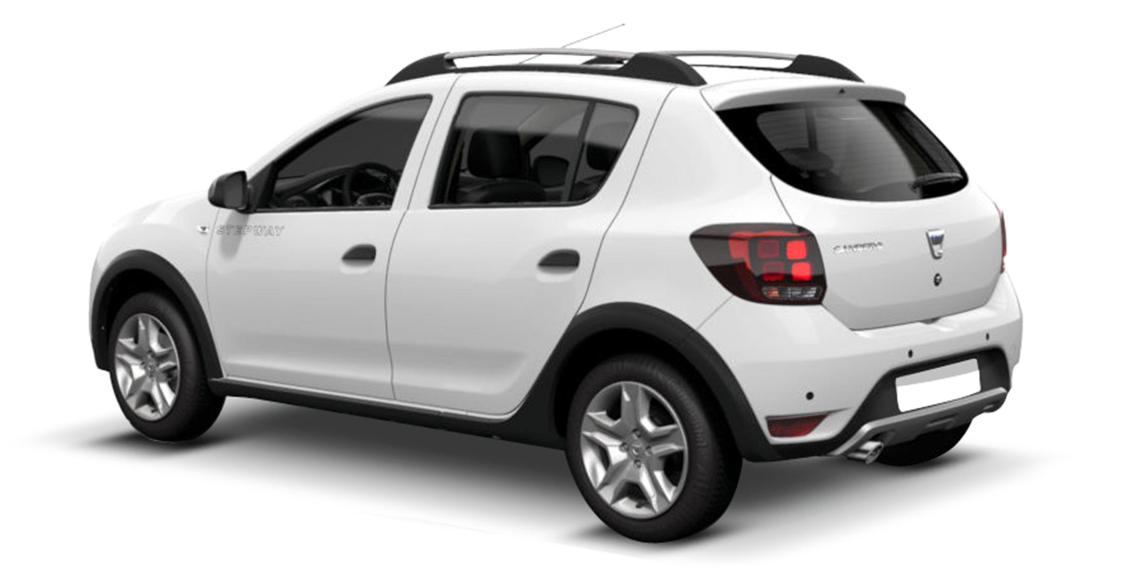 Listino dacia sandero stepway prezzo scheda tecnica for Dacia immagini