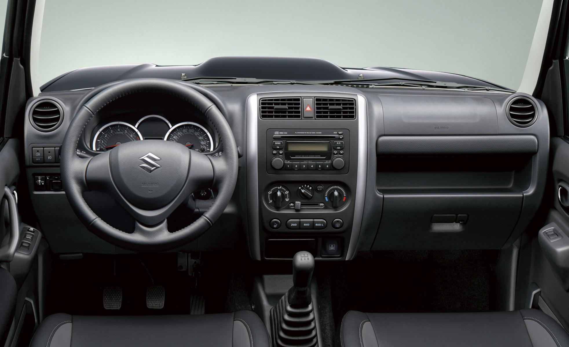 Listino Suzuki Jimny Prezzo Scheda Tecnica Consumi Foto Alvolante It