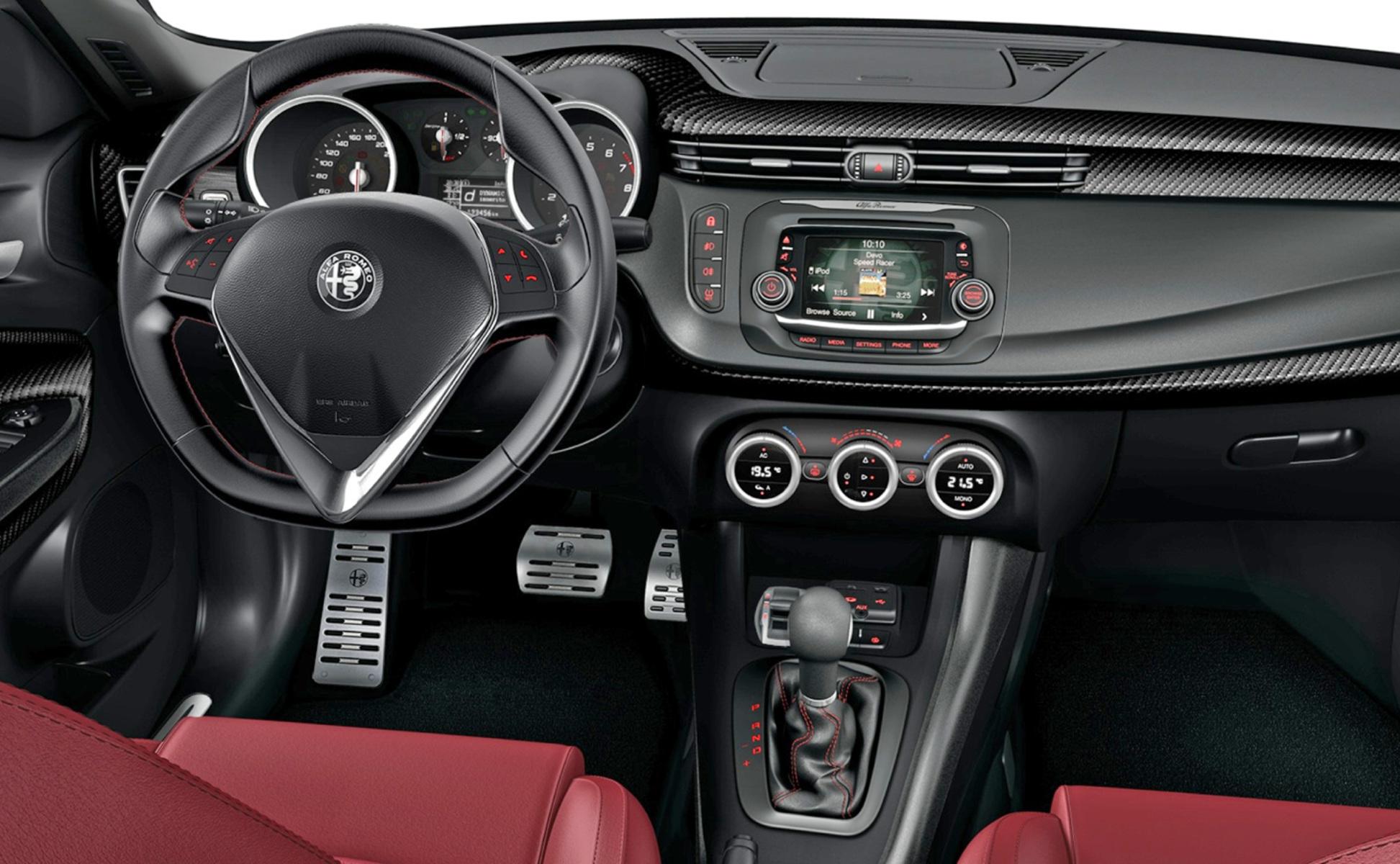 Alfa Romeo Giulietta Veloce Int on Alfa Romeo 8c Spider