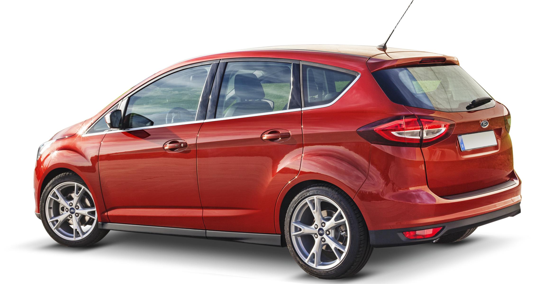 Listino Ford C-Max prezzo - scheda tecnica - consumi ...