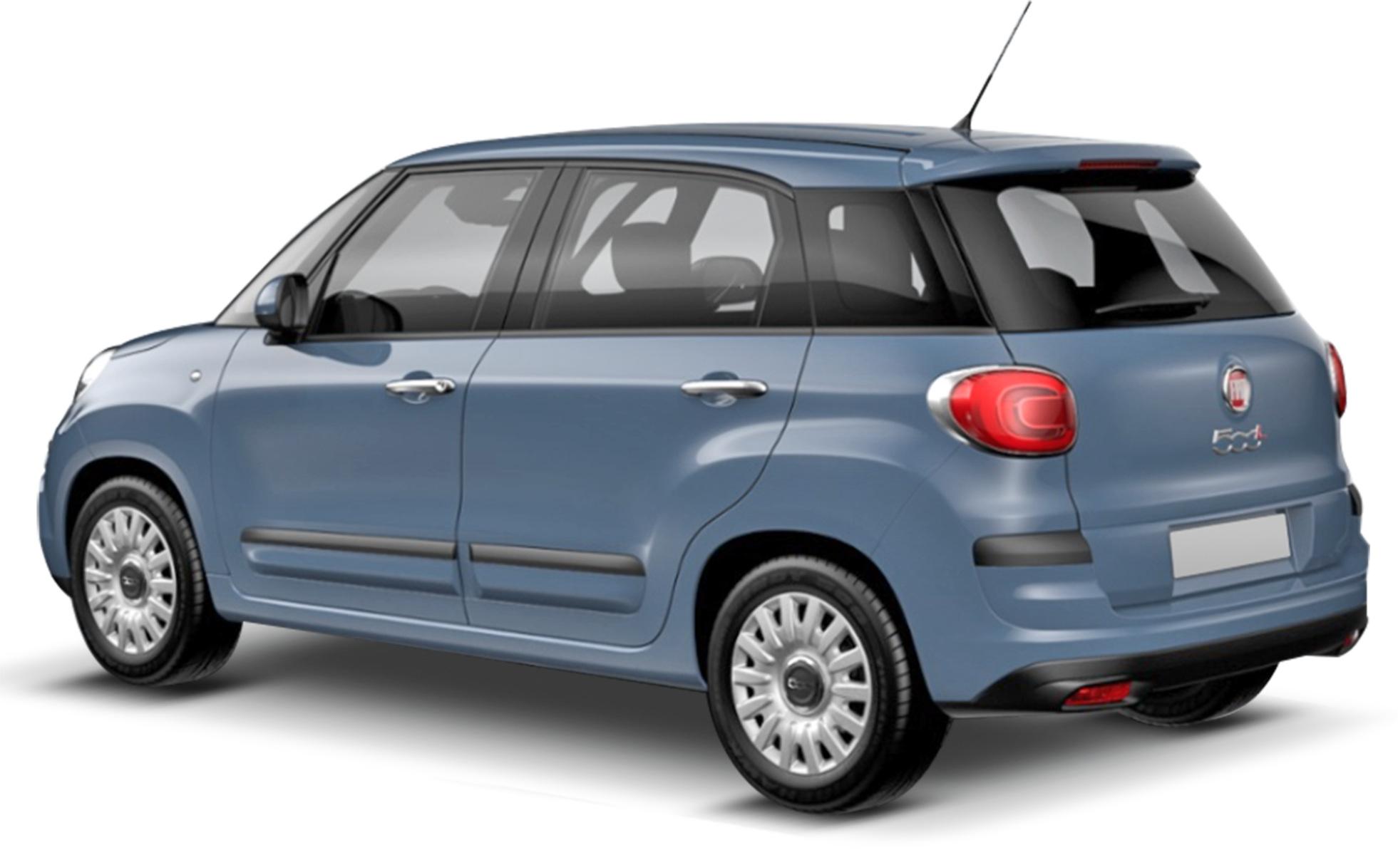 Listino Fiat 500l Prezzo Scheda Tecnica Consumi Foto Alvolante It