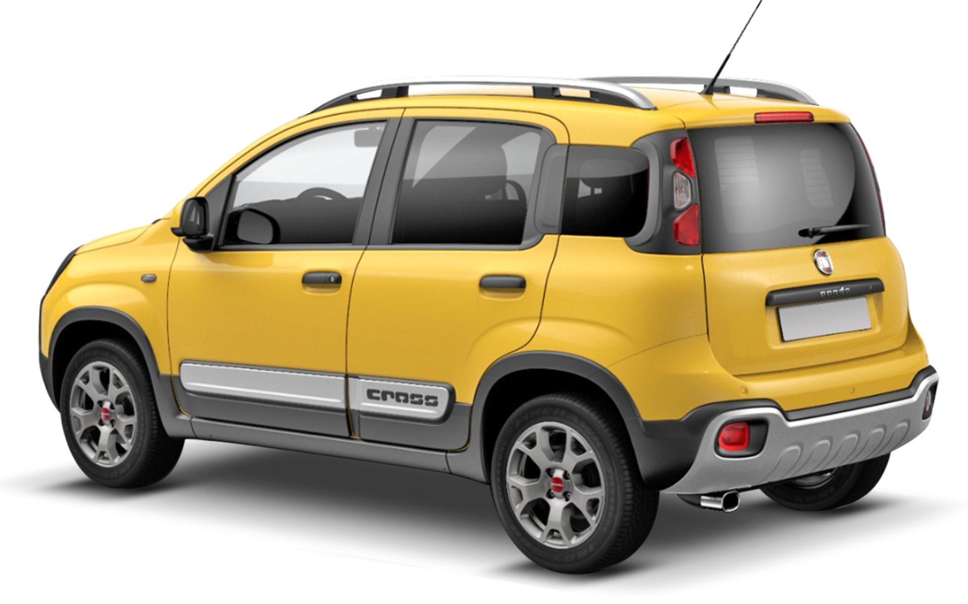 Listino fiat panda prezzo scheda tecnica consumi autos post for Panda 4x4 sisley scheda tecnica