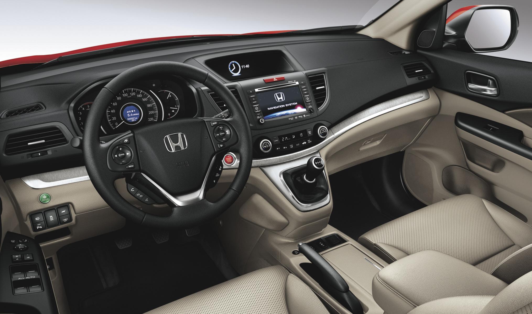 Listino Honda CR V Prezzo Scheda Tecnica Consumi