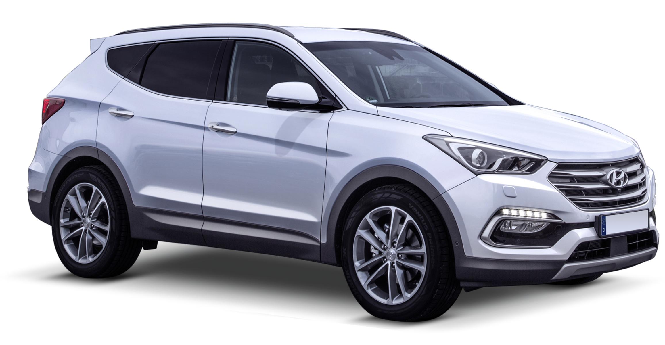 Listino Hyundai Santa Fe prezzo - scheda tecnica - consumi ...