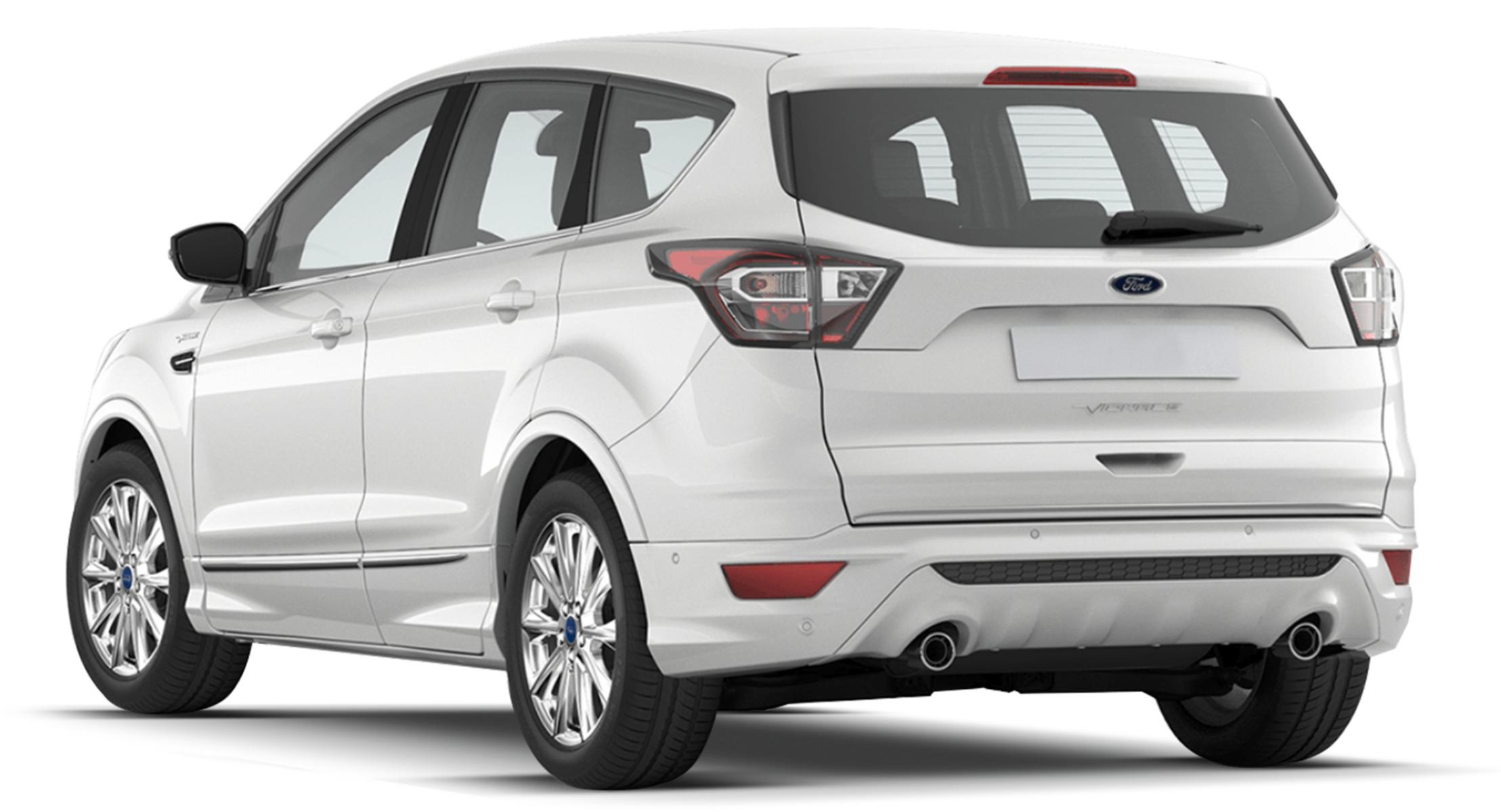 Listino Ford Kuga prezzo - scheda tecnica - consumi - foto ...
