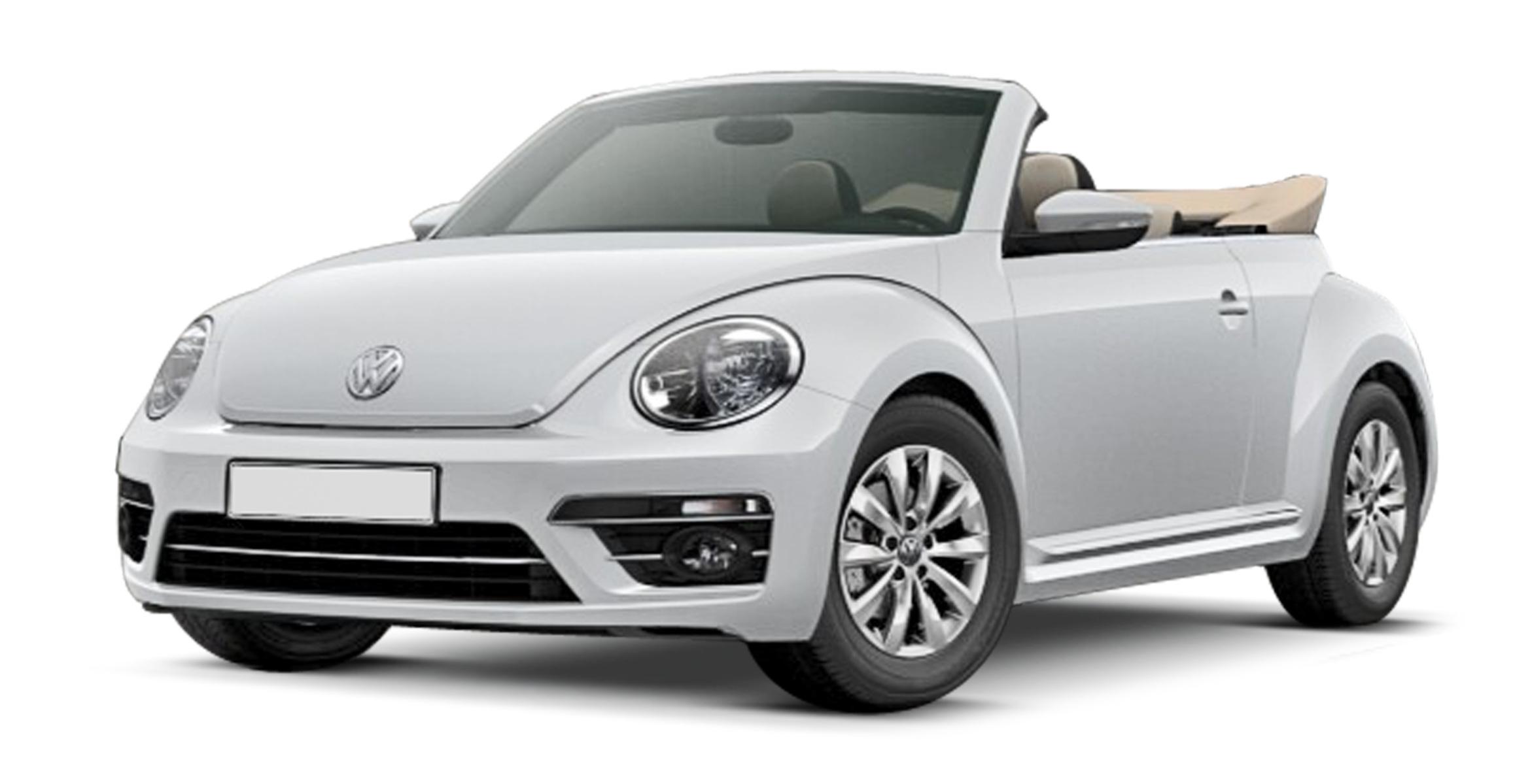 Listino Volkswagen Maggiolino Cabriolet Prezzo Scheda