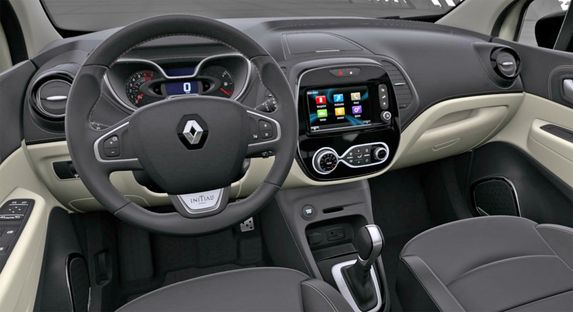 Toyota Honda >> Listino Renault Captur prezzo - scheda tecnica - consumi - foto - AlVolante.it