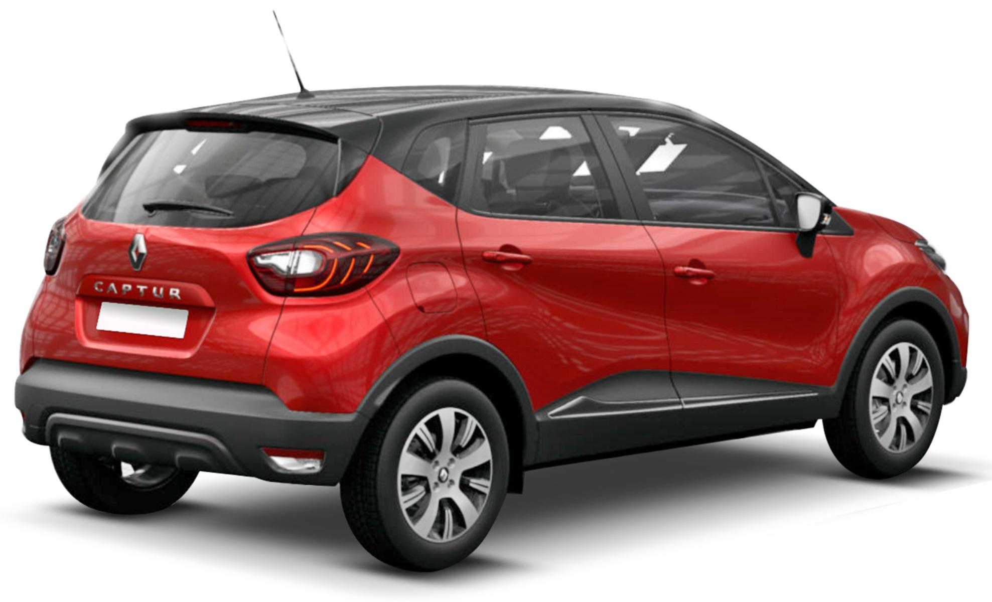 Infiniti 2017 >> Listino Renault Captur prezzo - scheda tecnica - consumi - foto - AlVolante.it