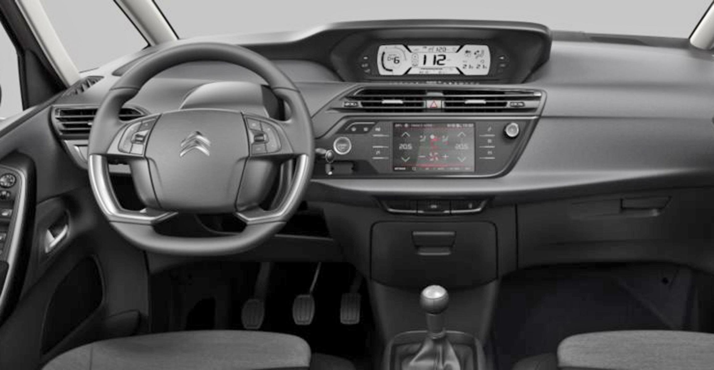 Listino Citro 235 N Grand C4 Picasso Prezzo Scheda Tecnica Consumi Foto Alvolante It