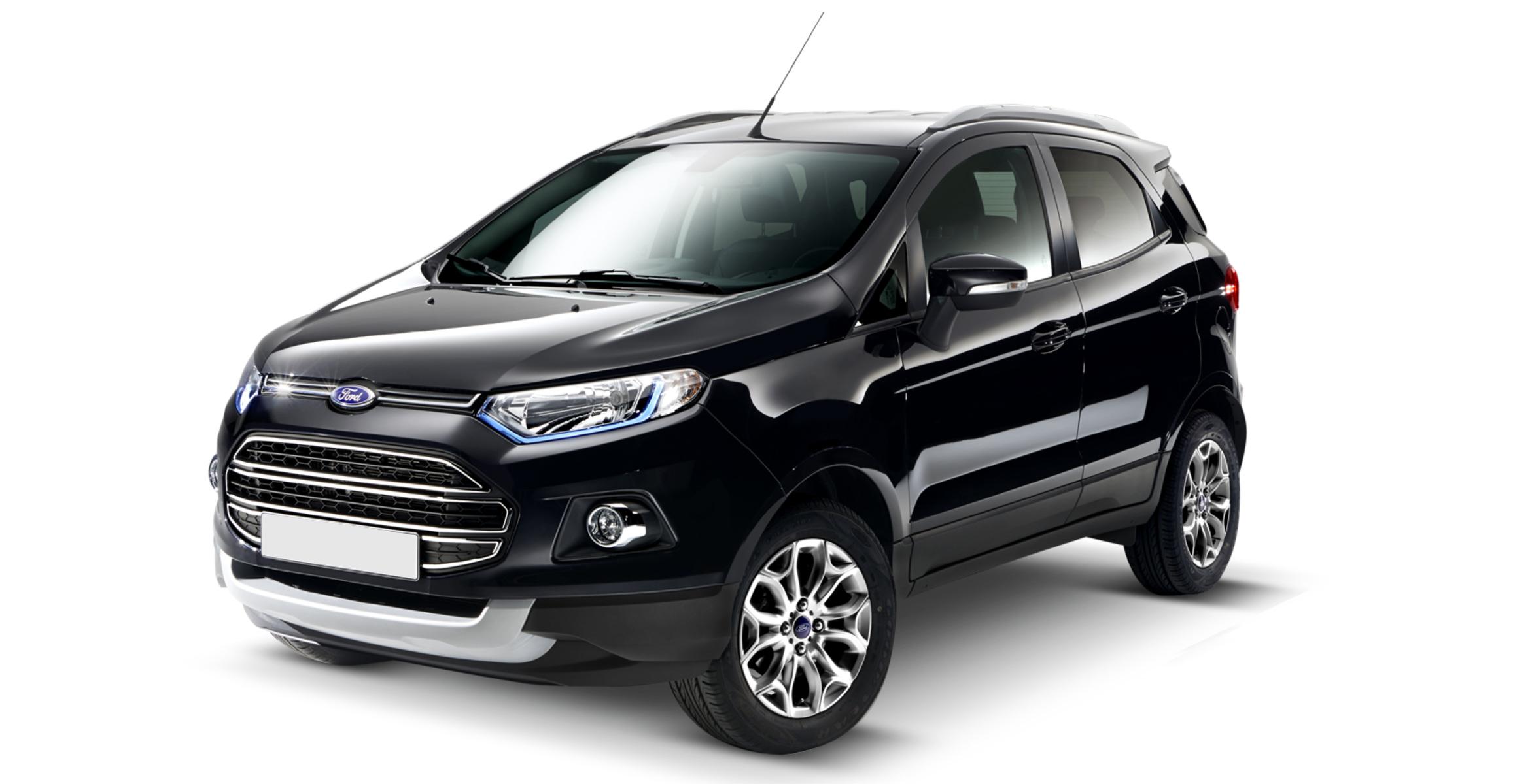 Listino Ford EcoSport prezzo - scheda tecnica - consumi ...