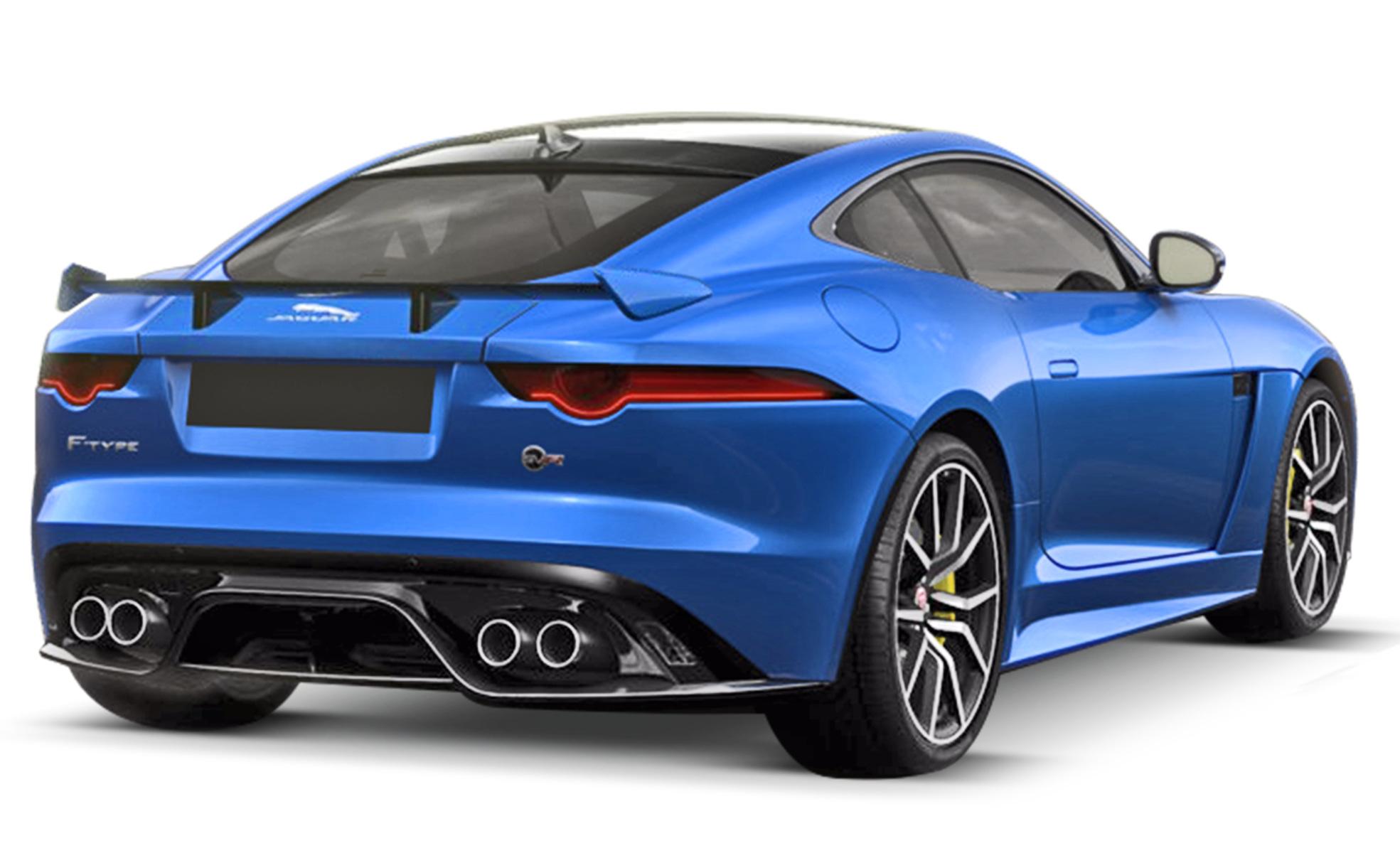 Listino Jaguar F-Type Coupé prezzo - scheda tecnica ...