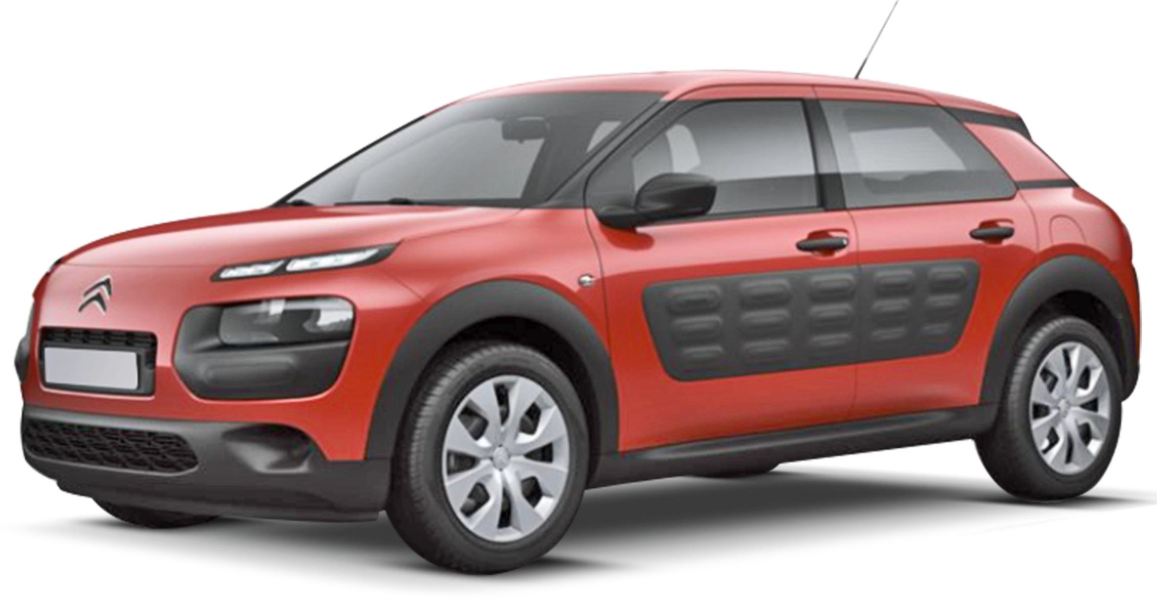 Hyundai Grand I Smart >> Listino Citroën C4 Cactus prezzo - scheda tecnica - consumi - foto - AlVolante.it