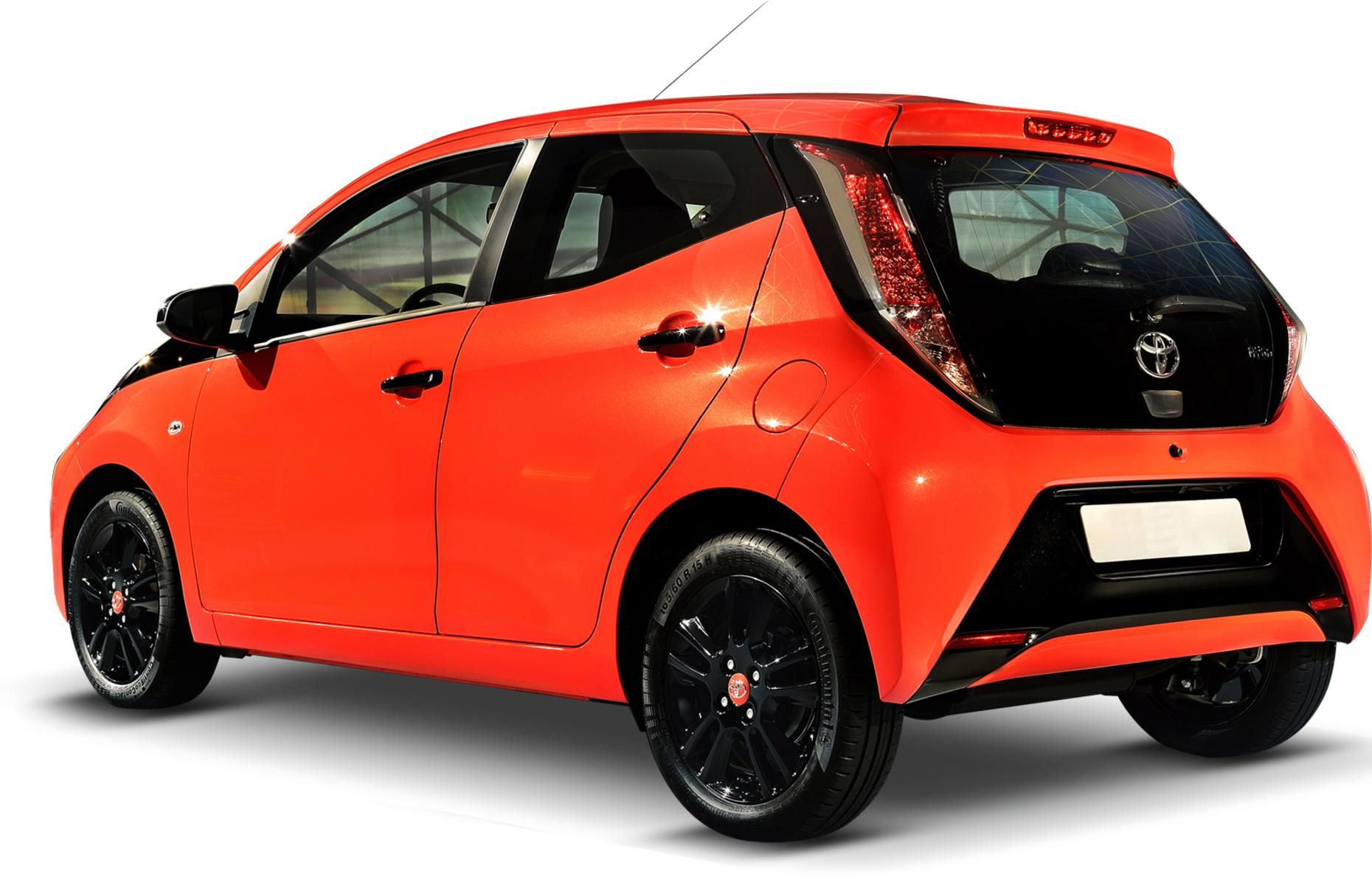Listino Toyota Aygo Prezzo Scheda Tecnica Consumi