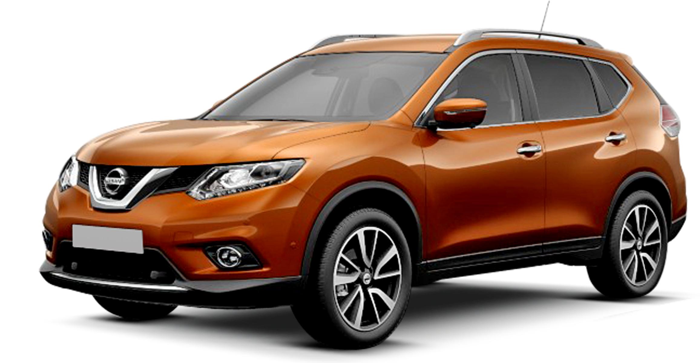 Listino Nissan X-Trail prezzo - scheda tecnica - consumi ...