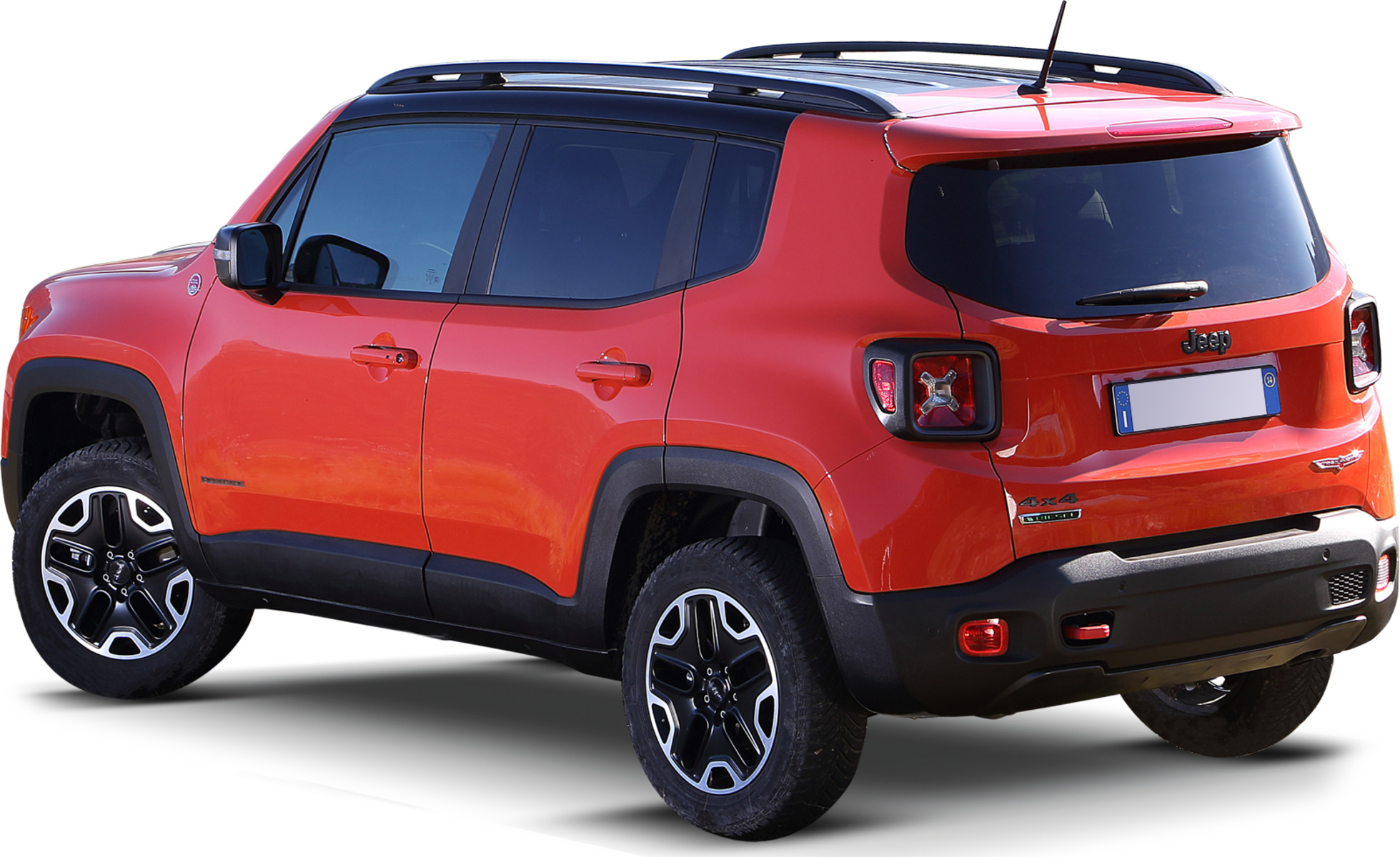 Jeep Renegade on infiniti jeep
