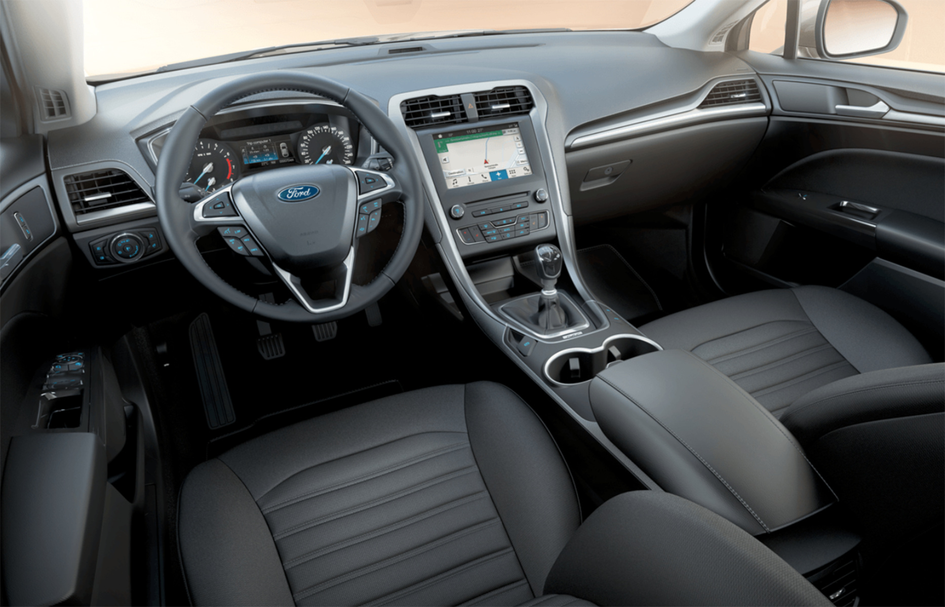 Listino Ford Mondeo prezzo - scheda tecnica - consumi ...