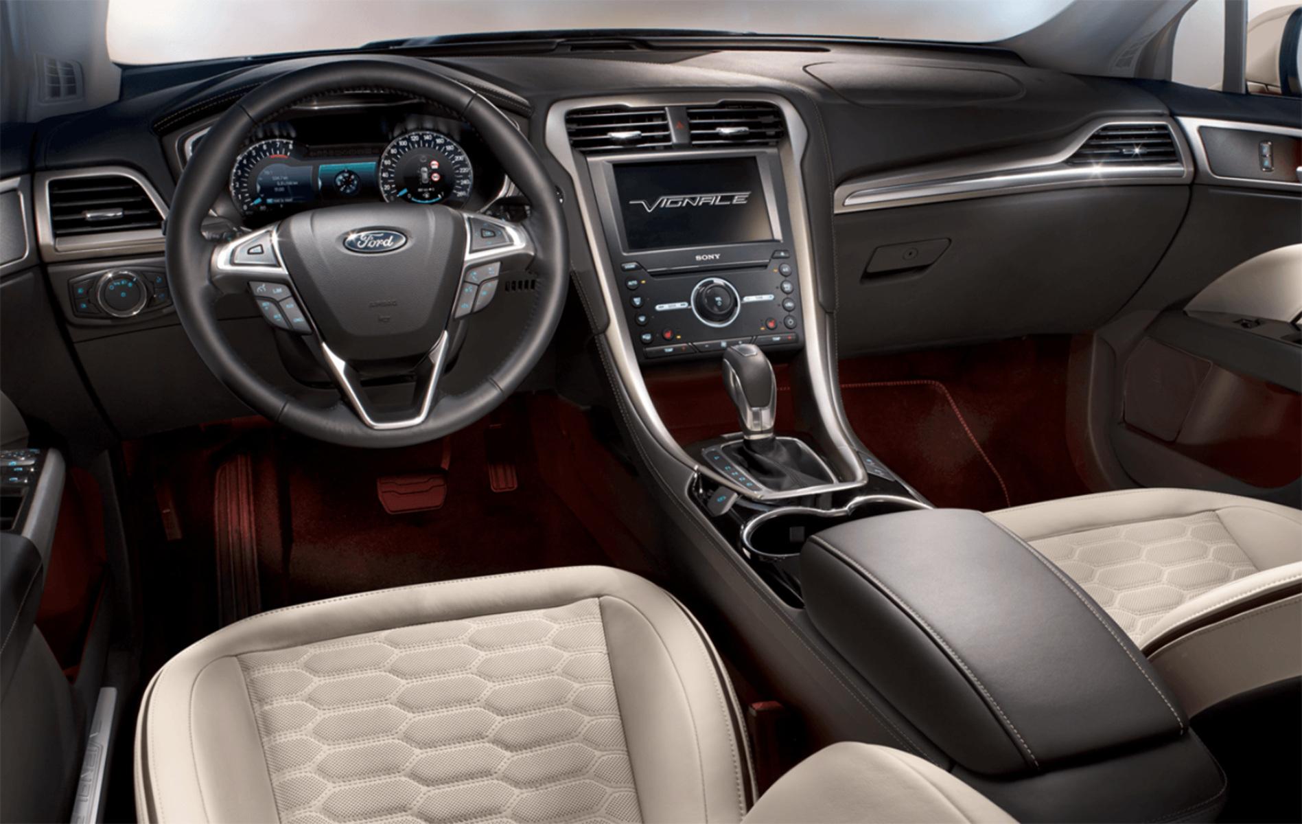Ford Grand Tourneo Connect >> Listino Ford Mondeo prezzo - scheda tecnica - consumi ...