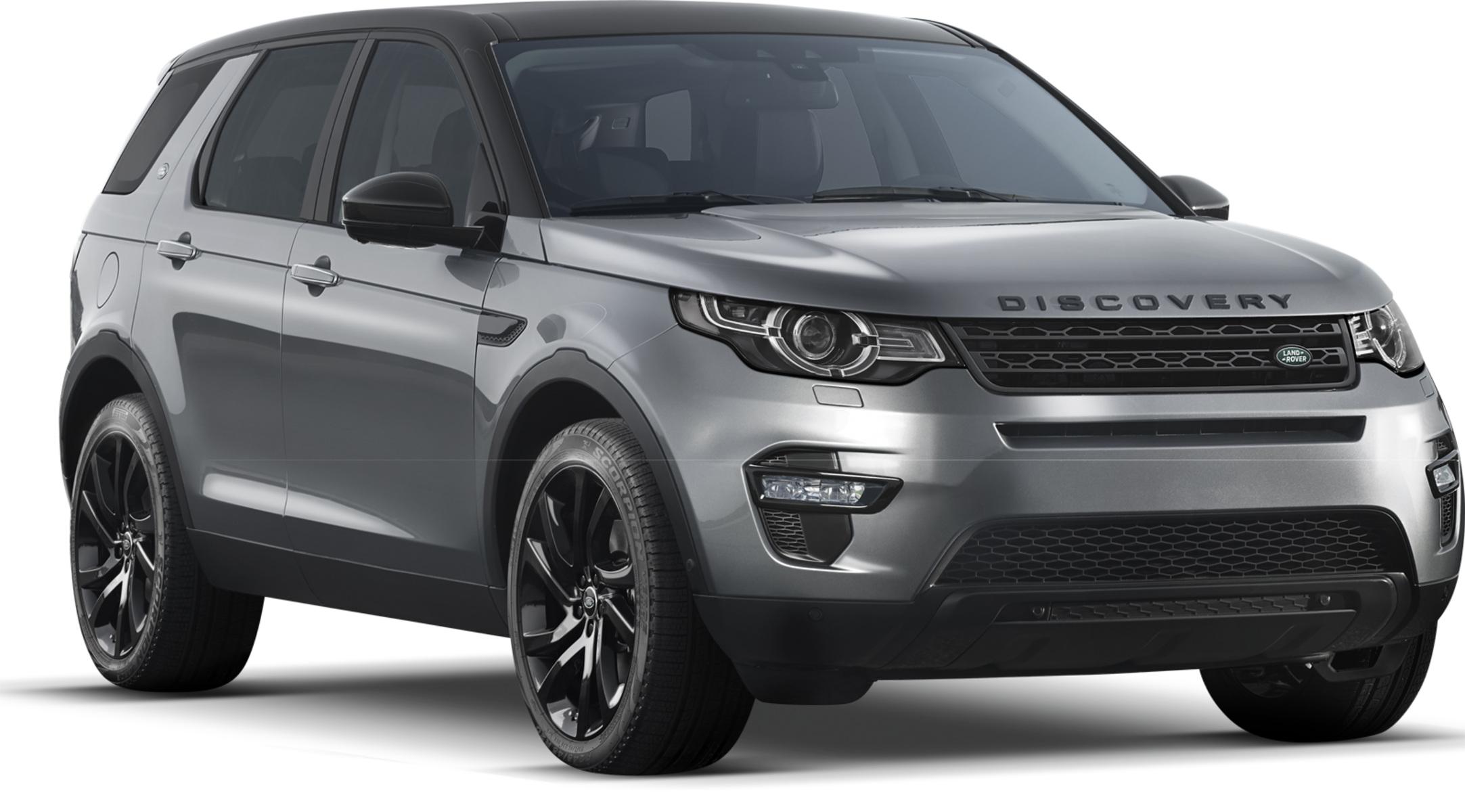 Listino Land Rover Discovery Sport prezzo - scheda tecnica ...