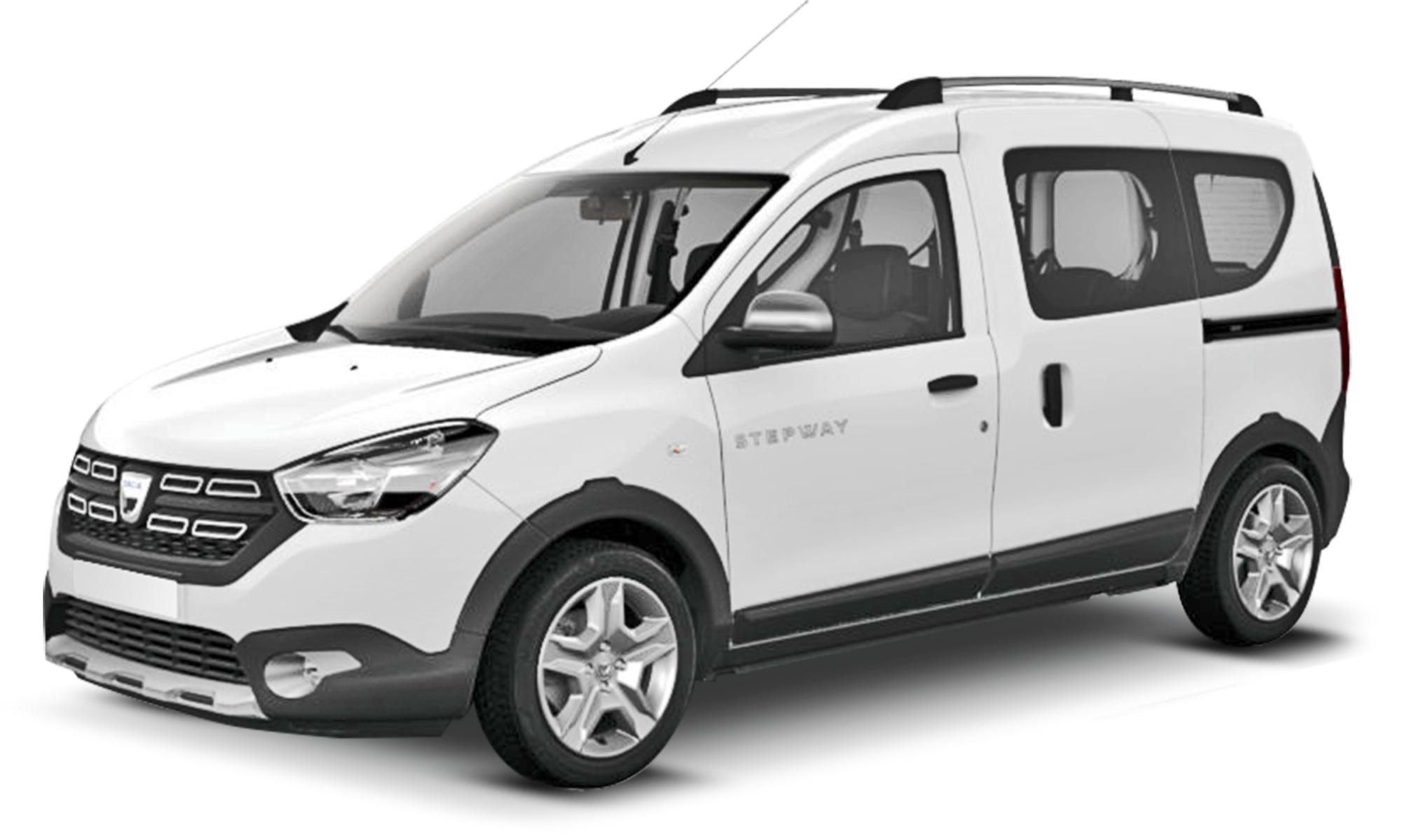 Listino Dacia Dokker Stepway Prezzo Scheda Tecnica