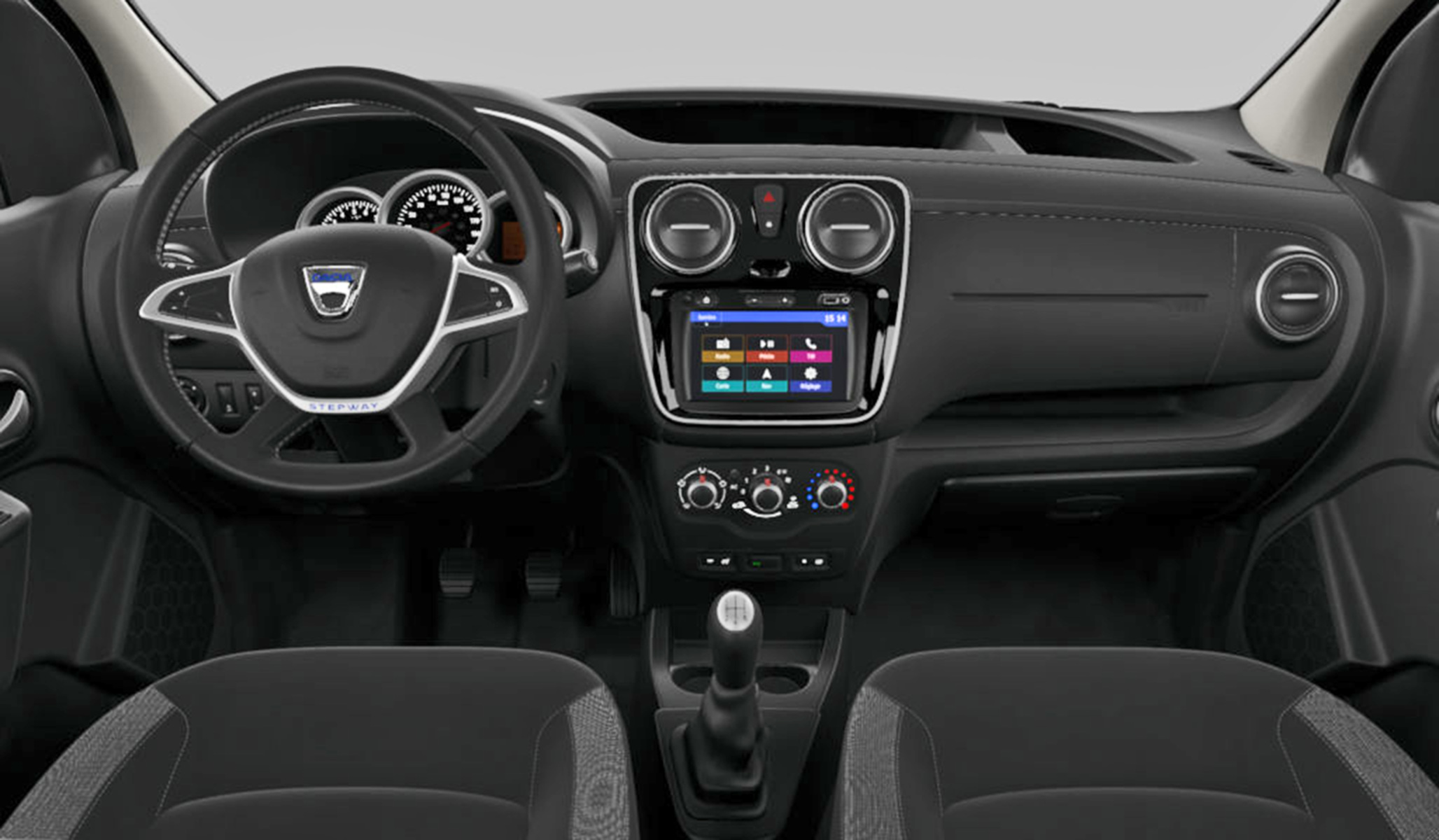 Listino Dacia Dokker Stepway Prezzo Scheda Tecnica Consumi Foto Alvolante It