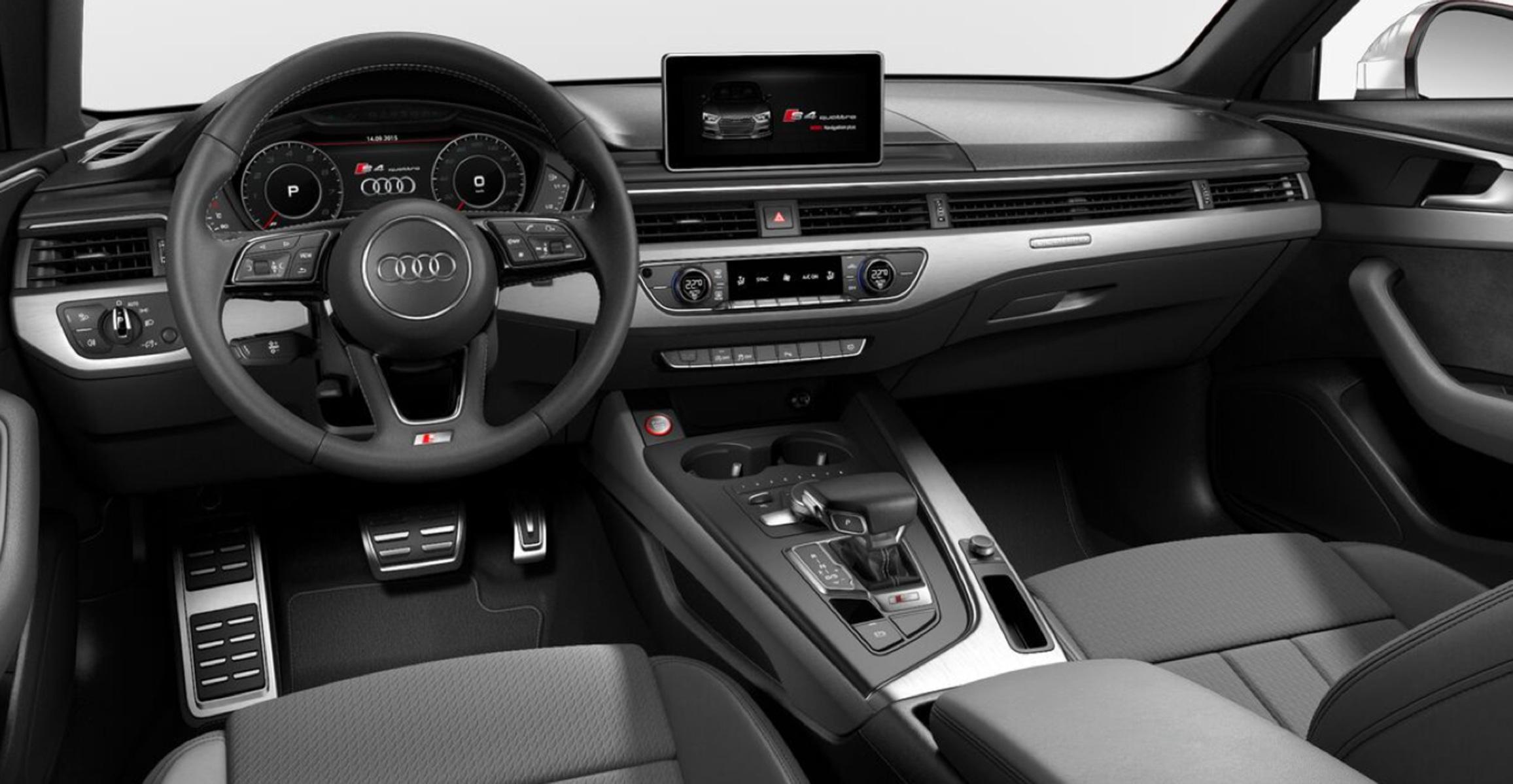 Listino Audi A4 Avant Prezzo Scheda Tecnica Consumi Foto Alvolante It