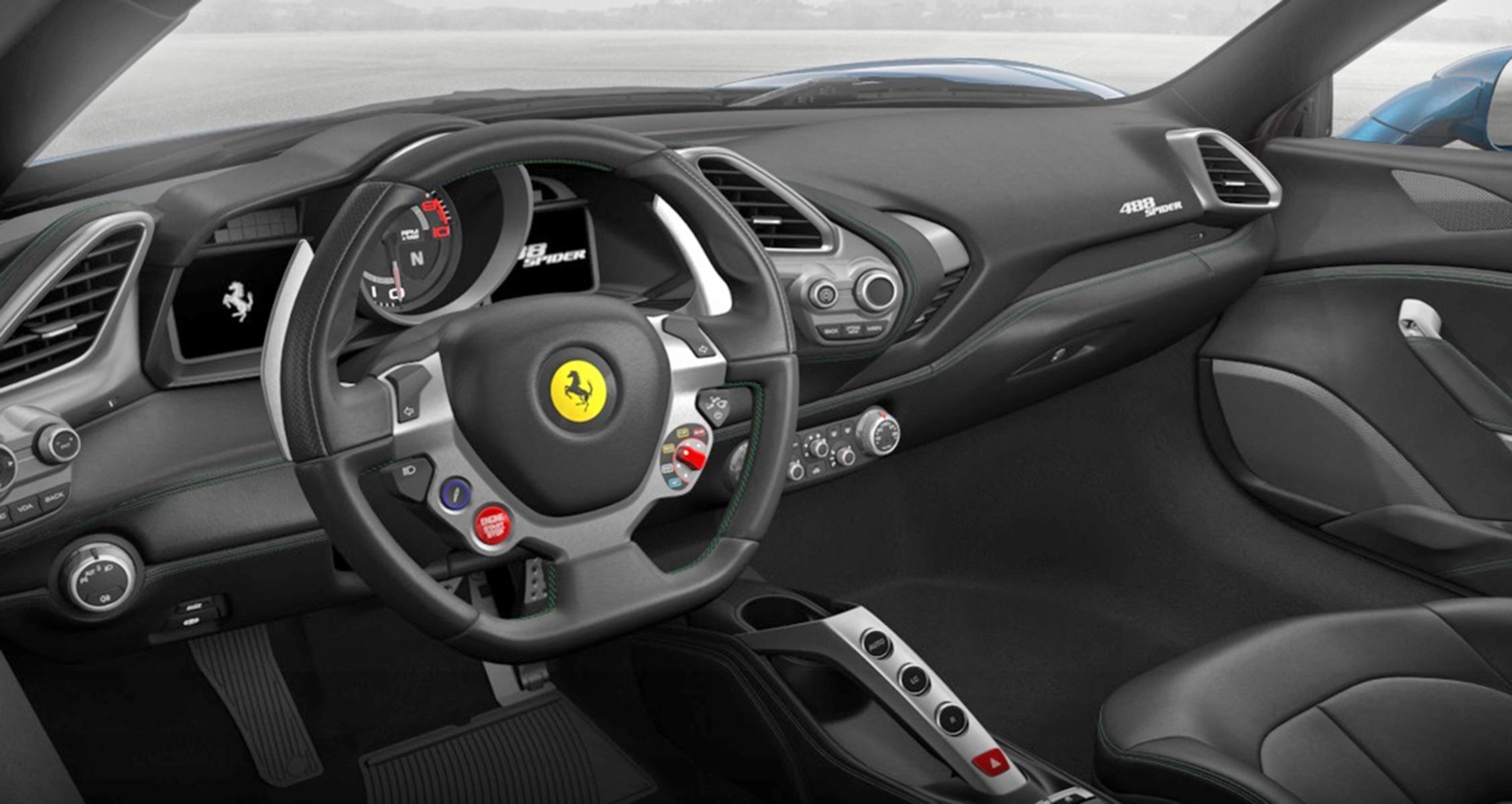 Ferrari Gtb Spyder Int