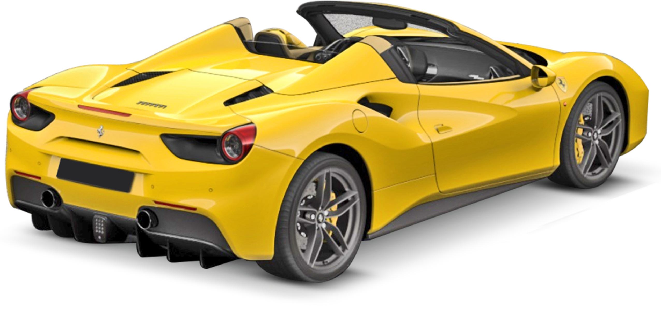 Listino Ferrari 488 Spider Prezzo Scheda Tecnica Consumi Foto Alvolante It