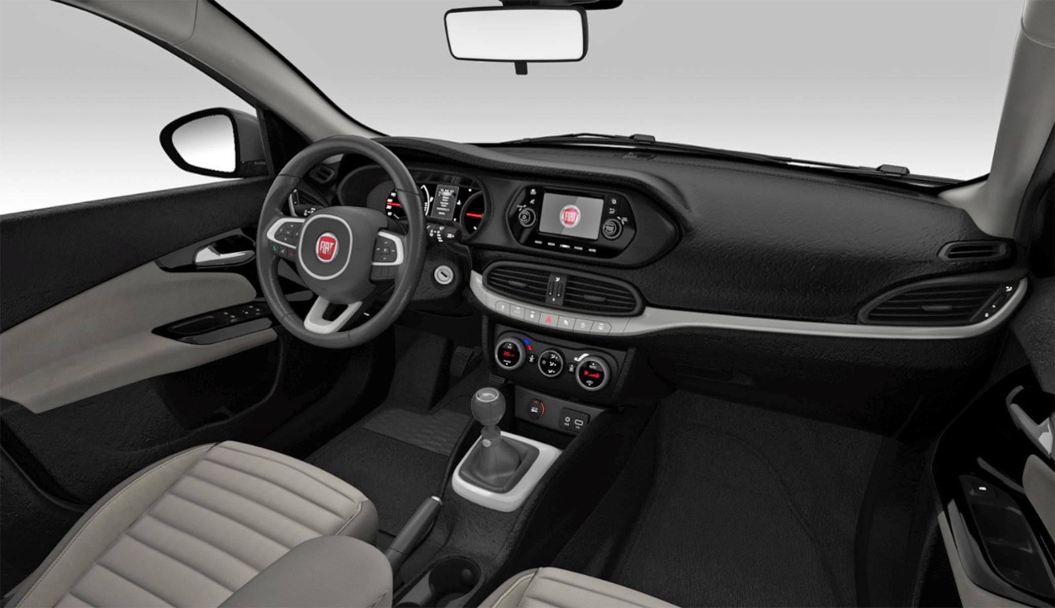 Listino Fiat Tipo Prezzo Scheda Tecnica Consumi Foto Alvolante It
