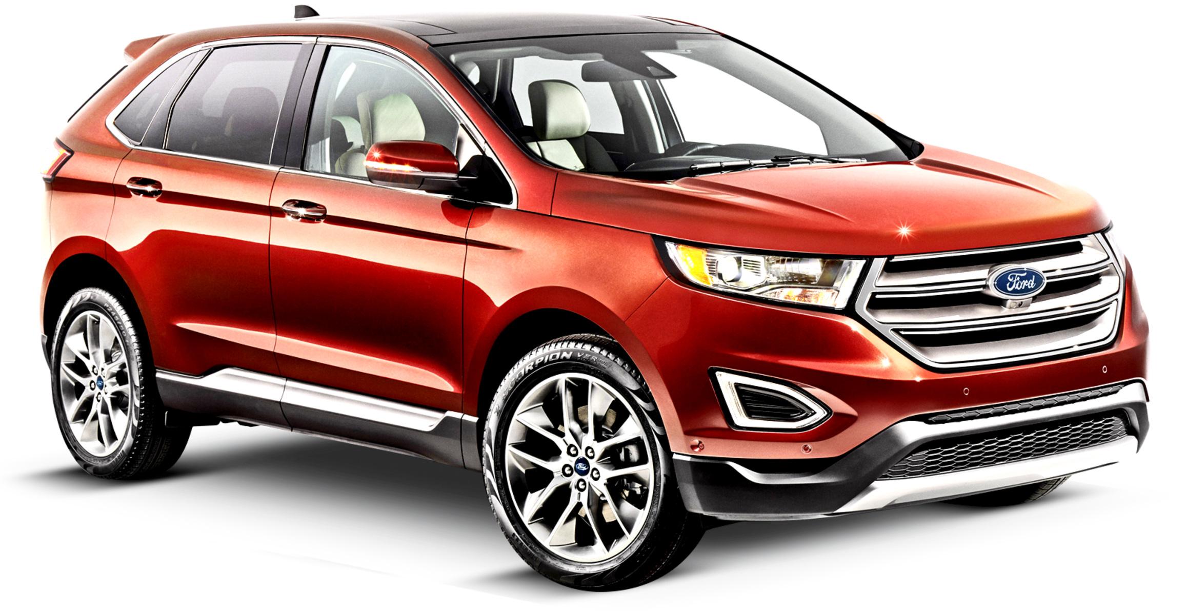 Listino Ford Edge Prezzo Scheda Tecnica Consumi Foto