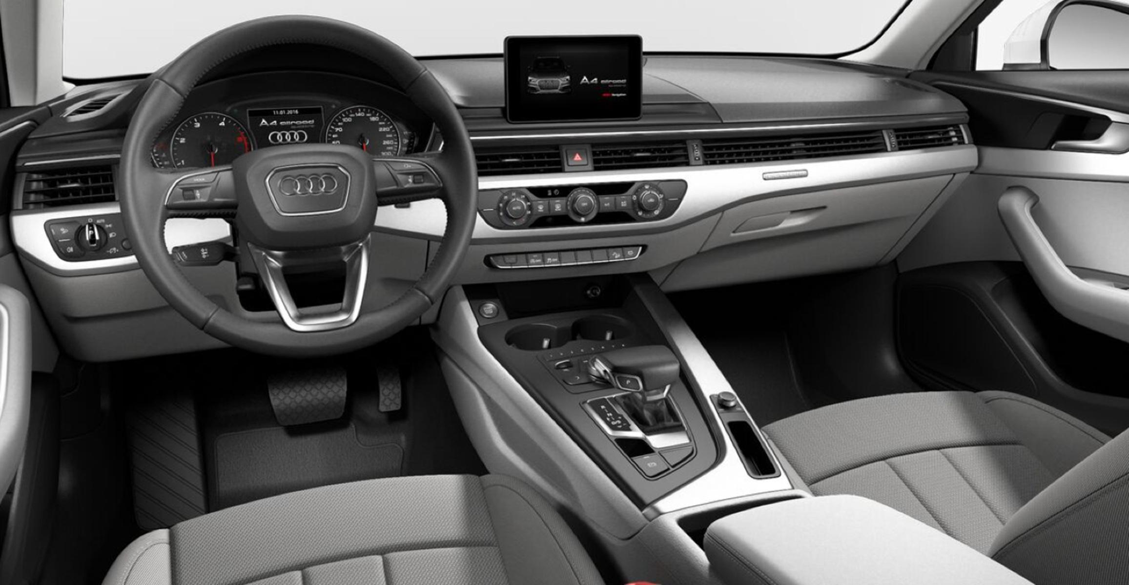 Listino Audi A4 Allroad Prezzo Scheda Tecnica Consumi Foto Alvolante It