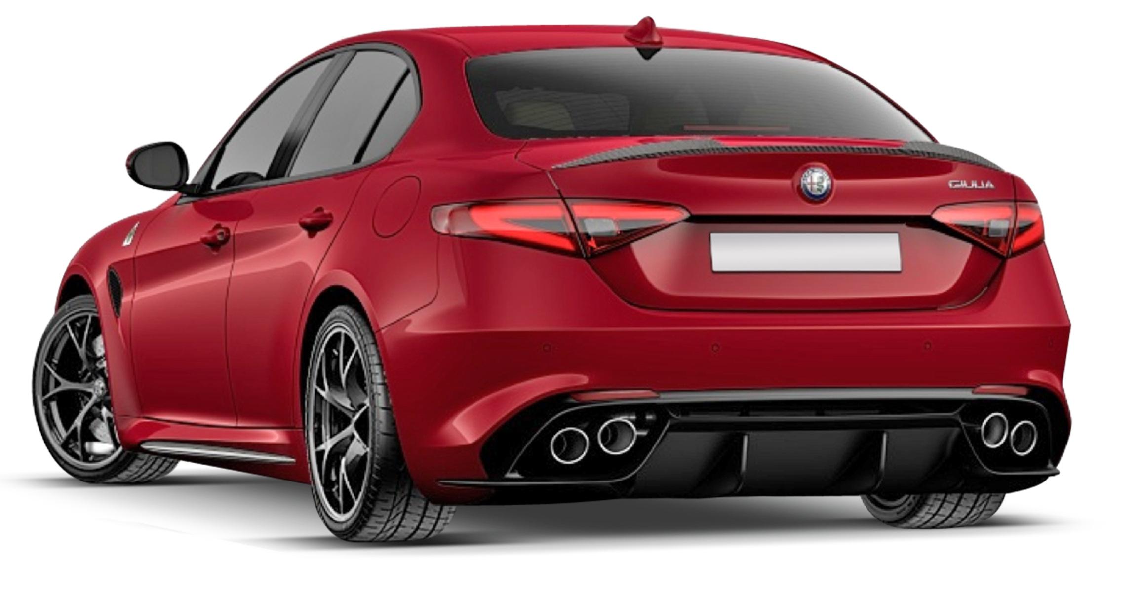 Listino Alfa Romeo Giulia prezzo - scheda tecnica ...