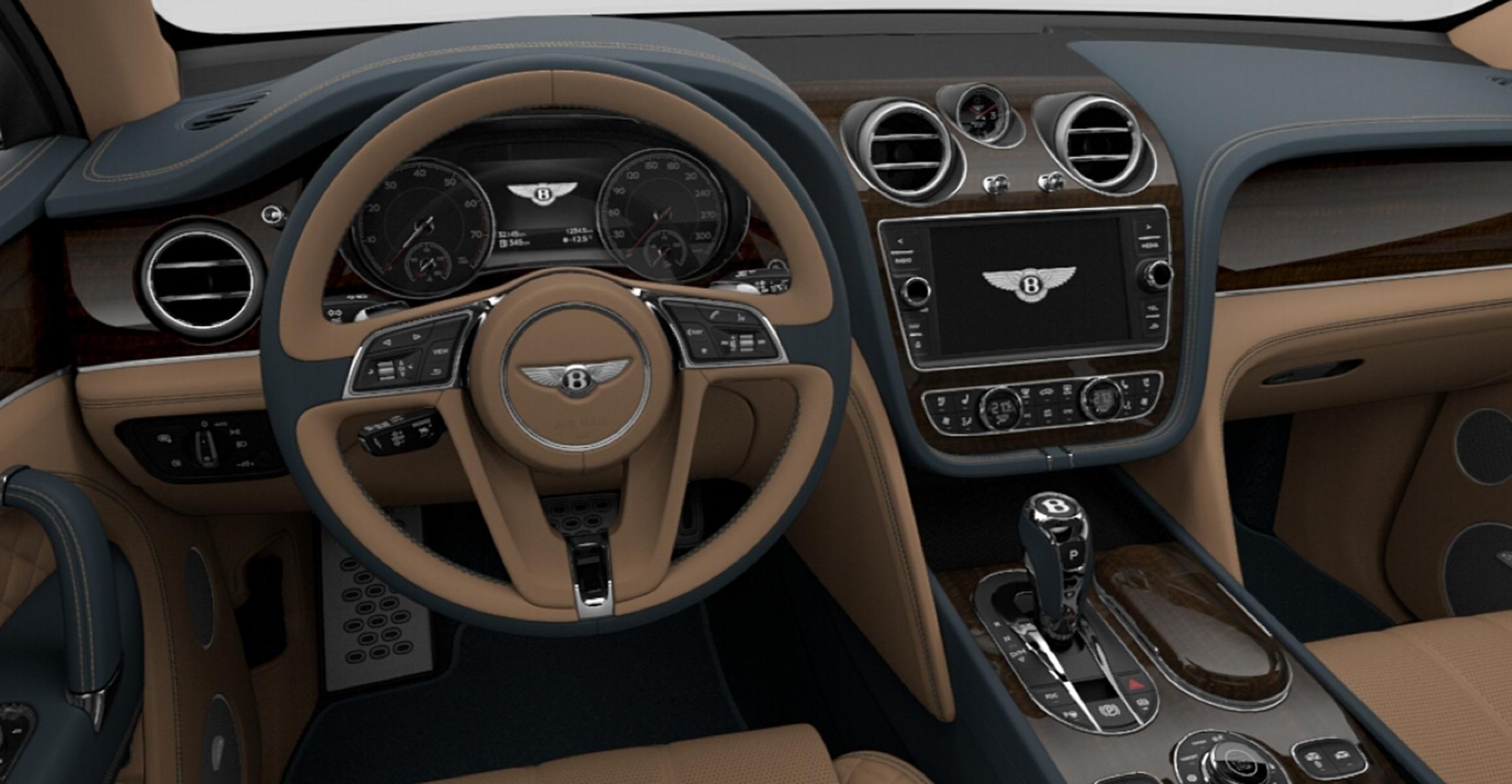 Bentley Bentayga Int Posti