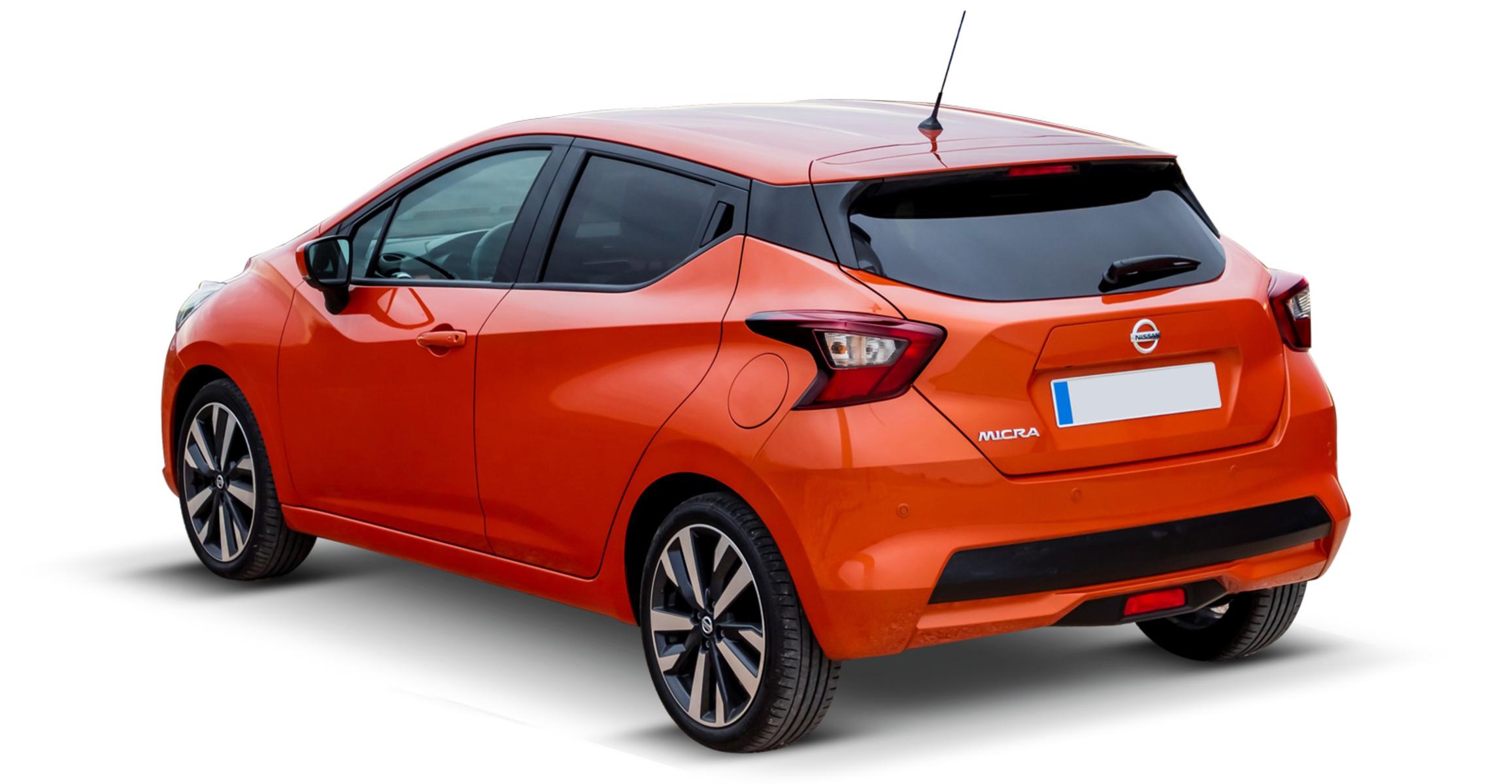 Listino Nissan Micra prezzo - scheda tecnica - consumi ...