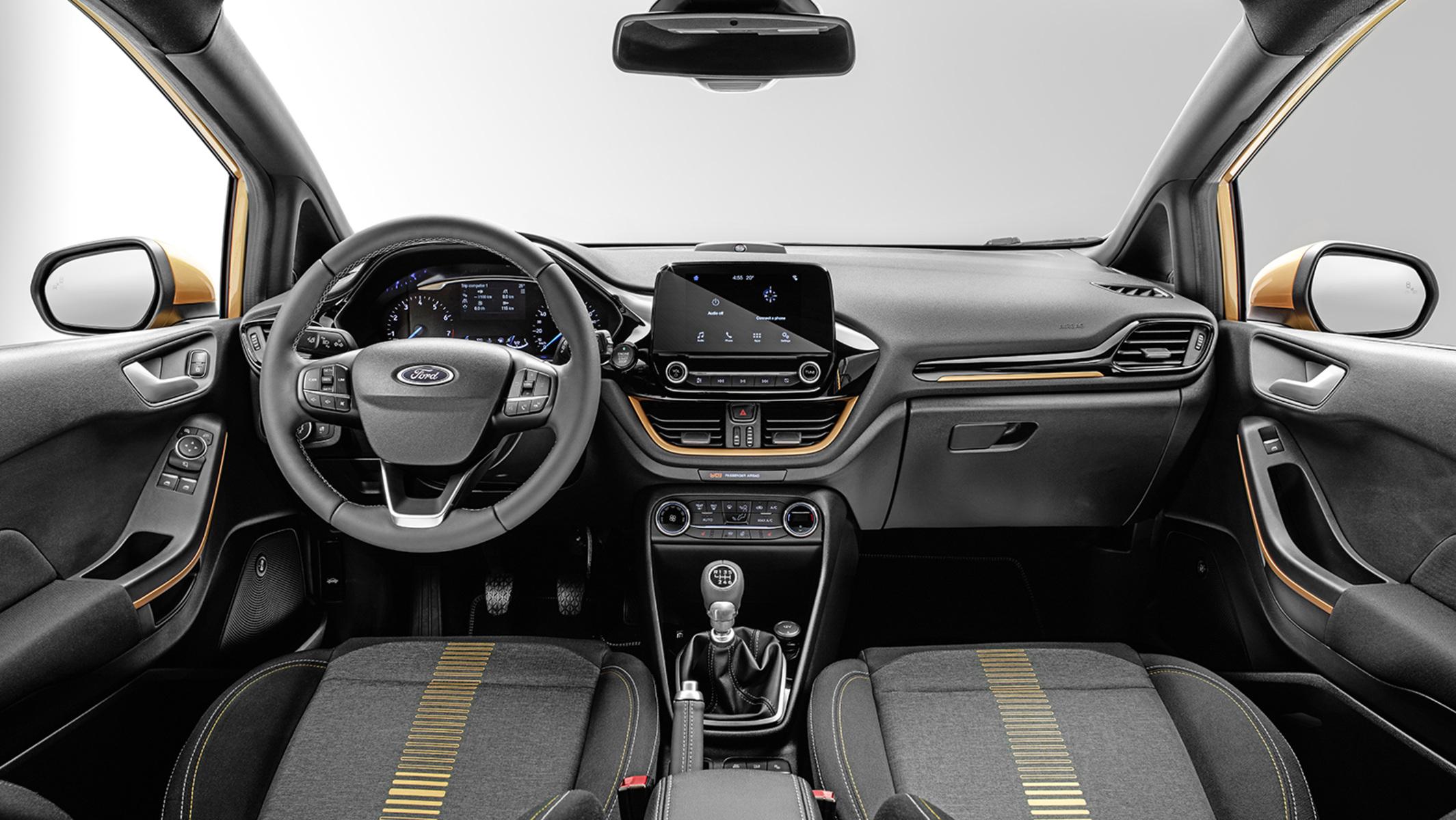 Listino Ford Fiesta Prezzo Scheda Tecnica Consumi
