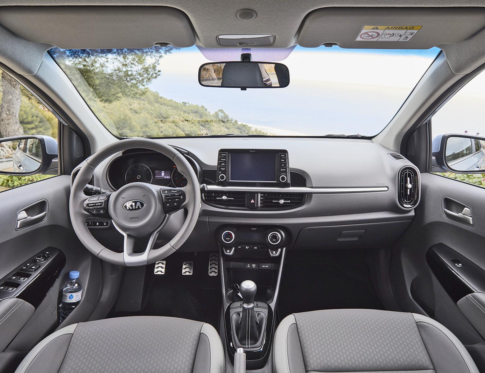 Listino Kia Picanto prezzo - scheda tecnica - consumi ...
