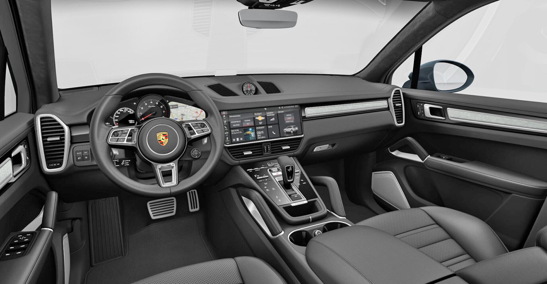 Listino Porsche Cayenne Prezzo Scheda Tecnica Consumi