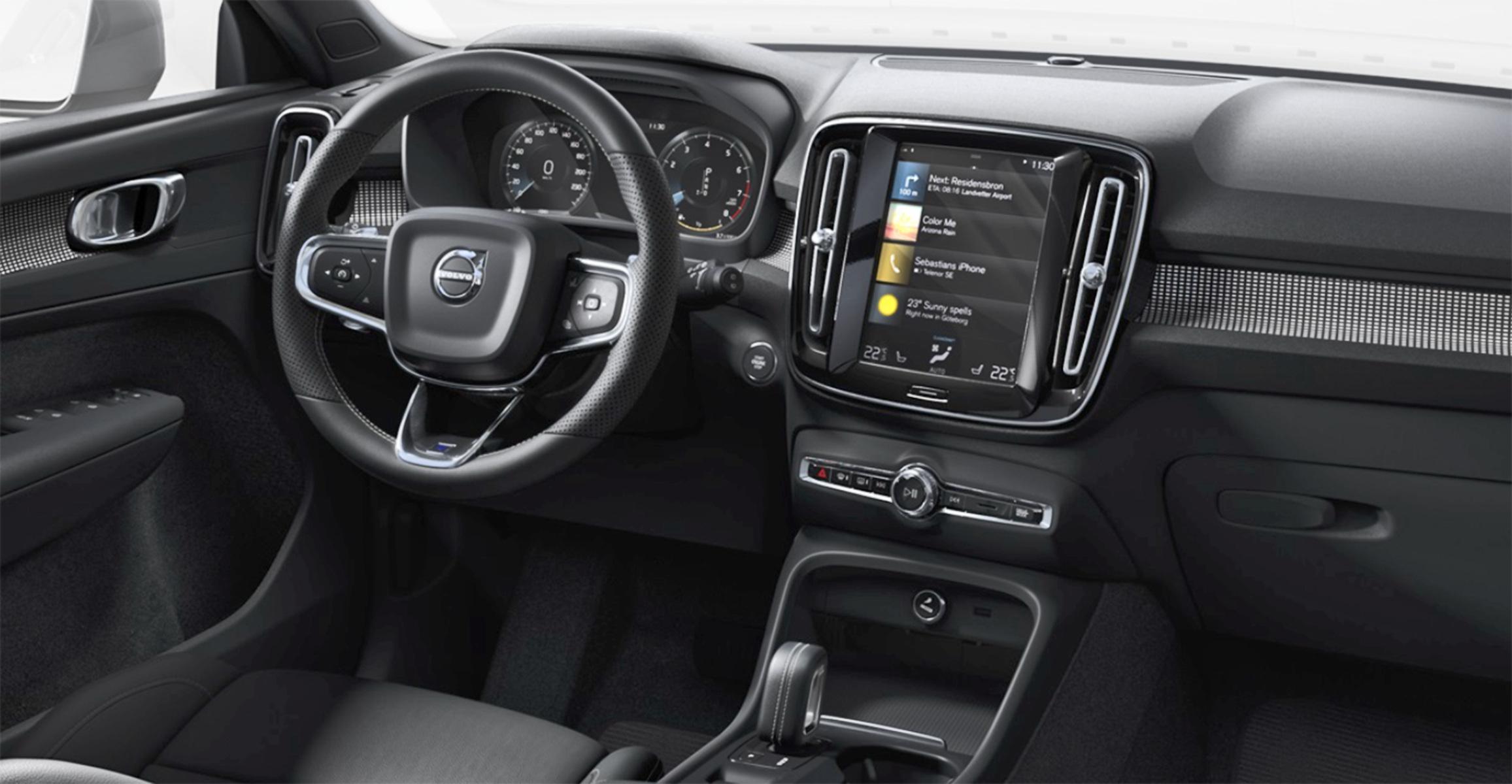 Volvo xc40 plug in hybrid prezzo