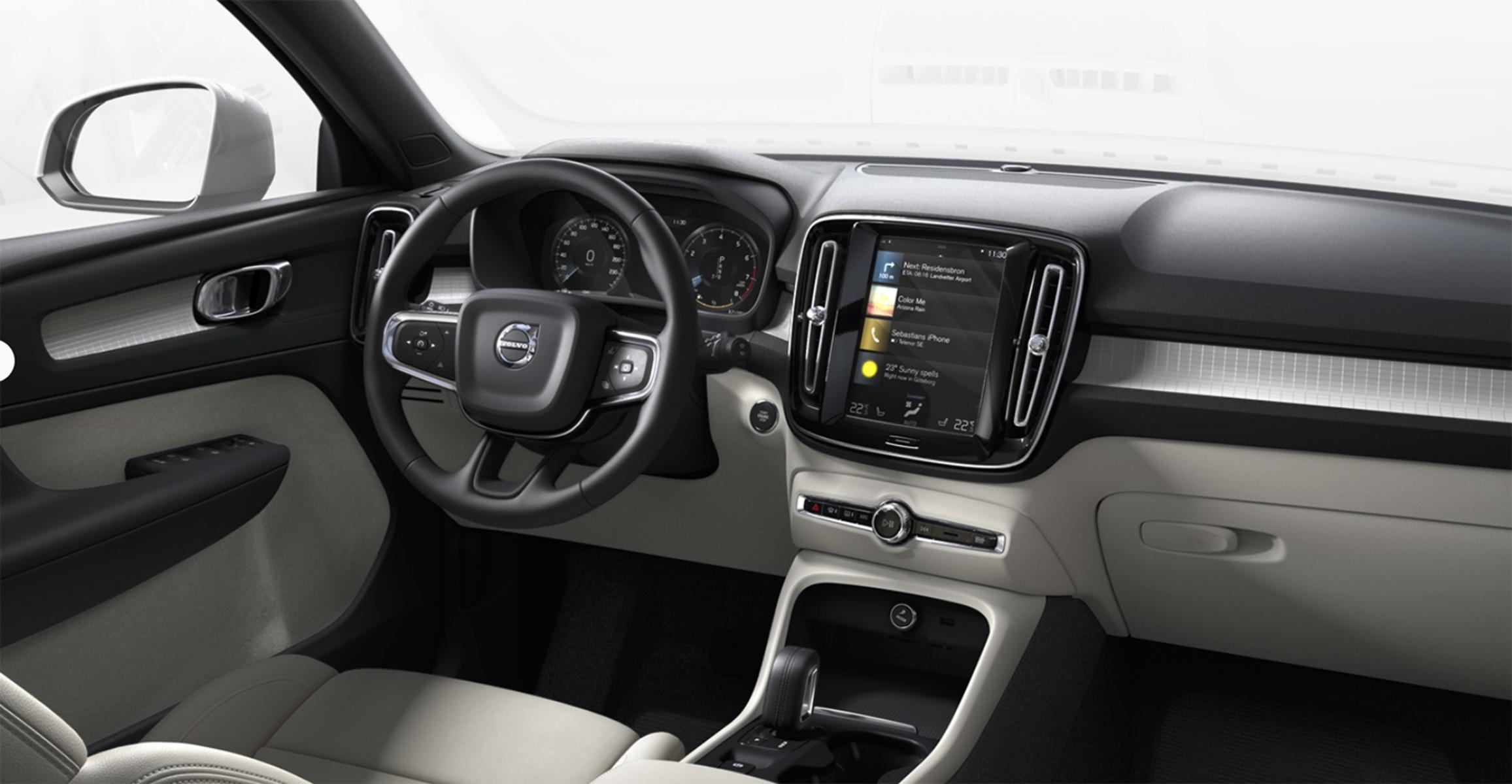 Listino Volvo Xc40 Prezzo Scheda Tecnica Consumi