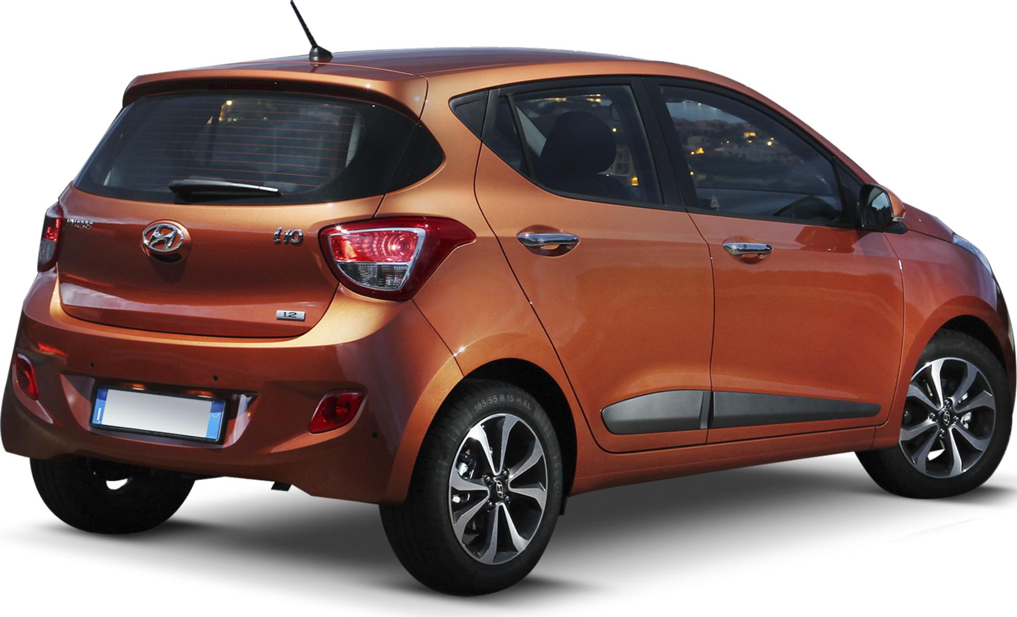 Listino Hyundai I10 Prezzo Scheda Tecnica Consumi Foto Alvolante It